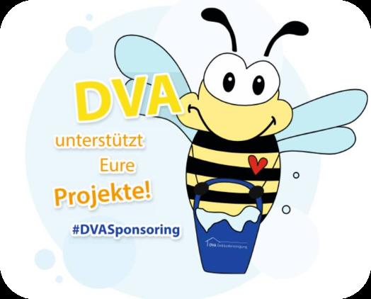 DVA Sponsoring unterstützt eure Projekte